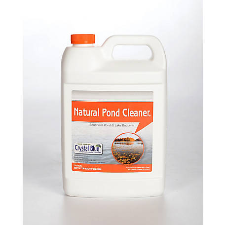 Crystal Blue Natural Pond Cleaner, 1 gal., 00114