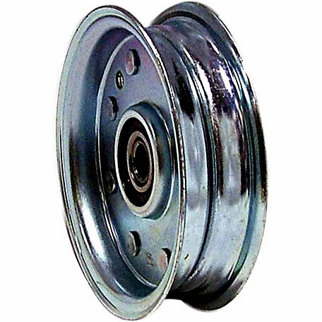 Weasler Pulley, Flat Belt Idler, 5/8 in  Bore, OD 4 in  at Tractor Supply  Co