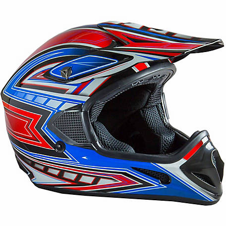 Fuel Adult MX Off-Road Helmet
