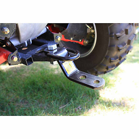 Coleman ATV/UTV Three Way Hitch