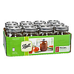Ball Regular Mouth Pin Jar, Pack of 12t