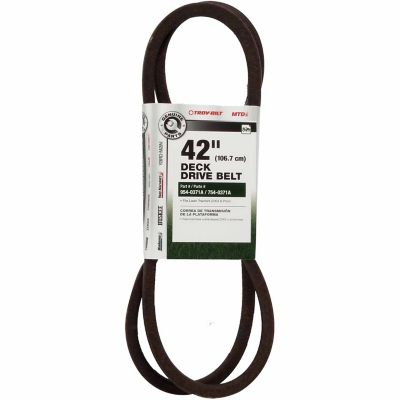 D/&D PowerDrive 4460650 Tractor Supply Company Kevlar Replacement Belt Aramid 1 Band