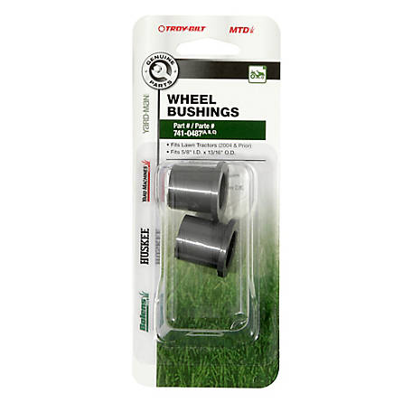 MTD Wheel Bushings