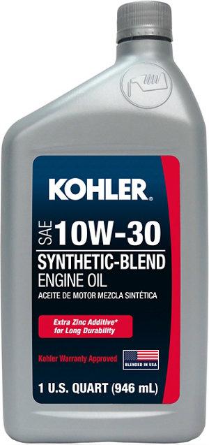 Kohler Sae 10w 30 Engine Oil Msds | Automotivegarage.org