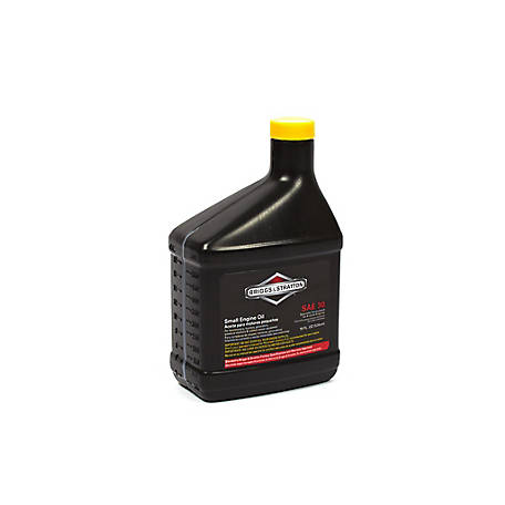 Briggs & Stratton SAE 30 Engine Oil, 18 oz., 100005