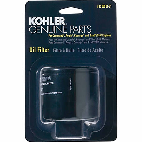 Kohler Oil Filter Standard S1, 12 050 01-C