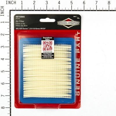 Briggs & Stratton Air Filter; 5043K