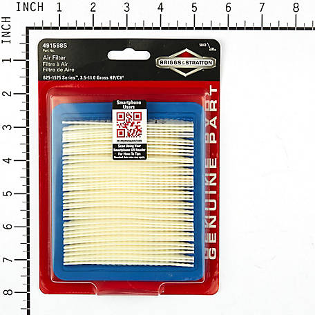 Briggs & Stratton Air Filter, 5043K