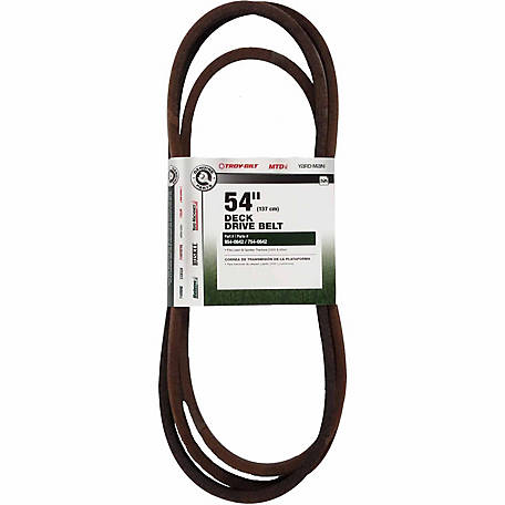 MTD Genuine Parts 54 in. Deck Drive Belt
