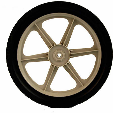 Arnold 14 in. Plastic Wheel