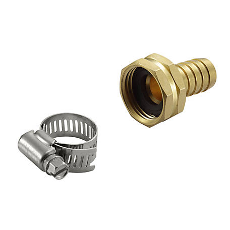 GroundWork 3/4 in. Female Hose Adapter, GB-9421