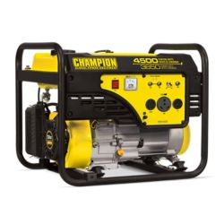 Shop Champion 4500W Portable Generator at Tractor Supply Co.