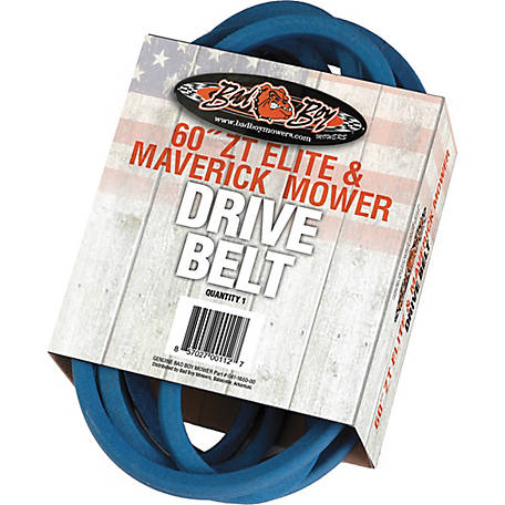 Bad Boy 60 in. ZT Elite and Maverick Mower Drive Belt