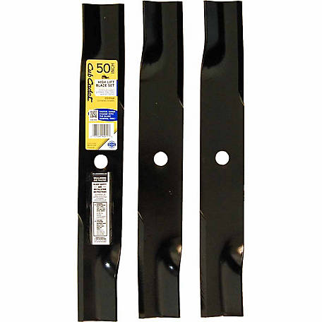 Cub Cadet 50 in. High-Lift Blade Set