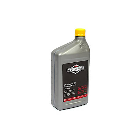 Briggs & Stratton SAE 5W-30 Synthetic Engine Oil, 100074