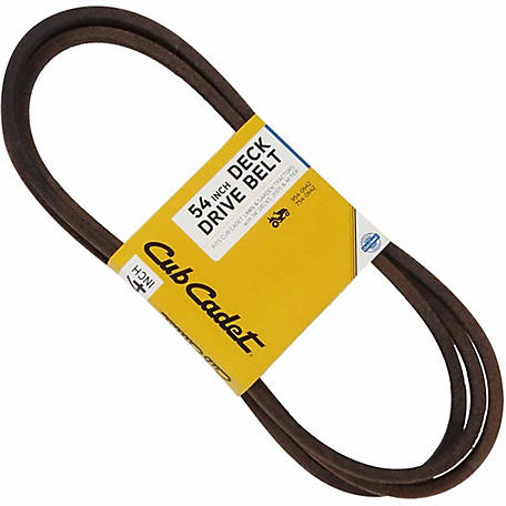 Cub Cadet 54 in. Deck Drive Belt