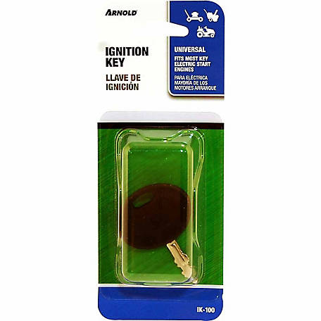 Arnold Universal Ignition Key