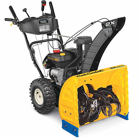 Cub Cadet 2X 24 in. 2-Stage Power Snow Blower