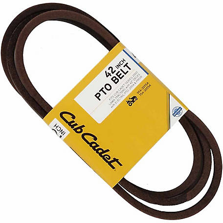 Cub Cadet 42 in. PTO Belt