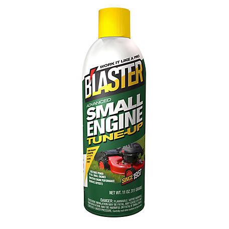 B'laster Small Engine Tune-Up, 11 oz., 16-SET