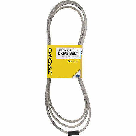Cub Cadet 50 in. Deck Drive Belt