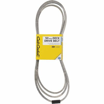 Cub Cadet 50 in  Deck Drive Belt at Tractor Supply Co