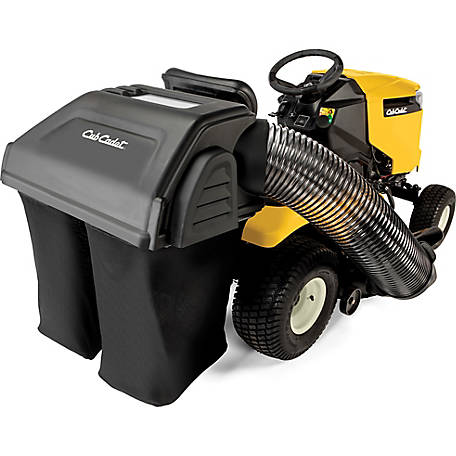 Cub Cadet 42 in./46 in. Double Bagger with FastAttach Connection