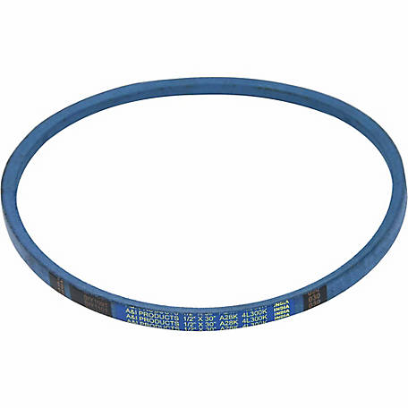 Huskee Blue Kevlar V-Belt, 1/2 in. x 30 in., A28K