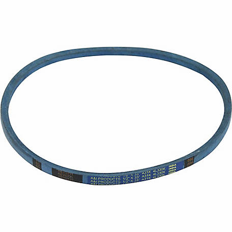 Huskee Blue Kevlar V-Belt, 1/2 in. x 33 in., A31K