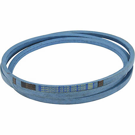 Huskee Blue Kevlar V-Belt, 1/2 in. x 85 in., A83K