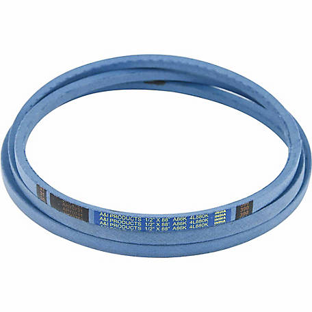 Huskee Blue Kevlar V-Belt, 1/2 in. x 88 in., A86K