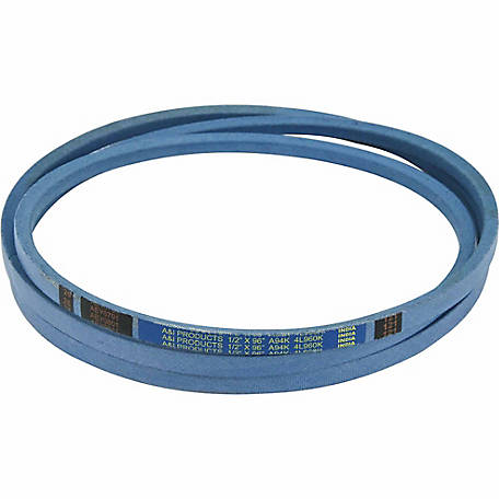 Huskee Blue Kevlar V-Belt, 1/2 in. x 96 in., A94K