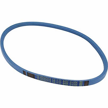 Mower implement V belt Blue PIX 5L 430K