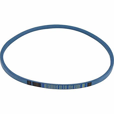 Huskee Blue Kevlar V-Belt, 5/8 in. x 50 in., B47K