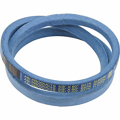 Huskee Blue Kevlar V-Belt, 5/8 in. x 60 in., B57K