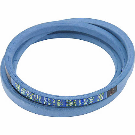Huskee Blue Kevlar V-Belt, 5/8 in. x 68 in., B65K