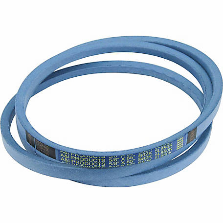 Huskee Blue Kevlar V-Belt, 5/8 in. x 85 in., B82K