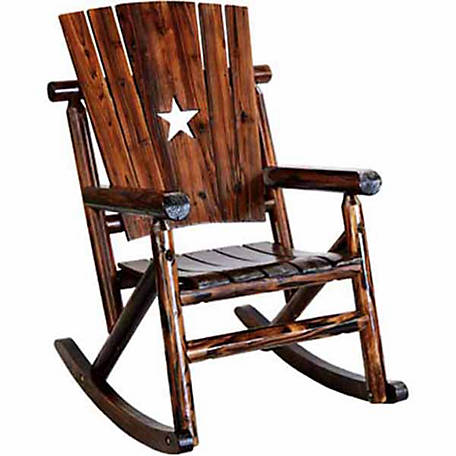 Leigh Country Single Rocker Original with Star