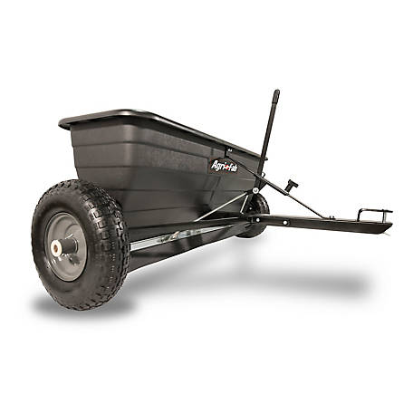 Agri-Fab 42 in. Poly Pro Tow Drop Spreader, 45-0288
