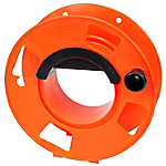Bayco Cord Storage Reel with Center Spin Handle, 100 ft.