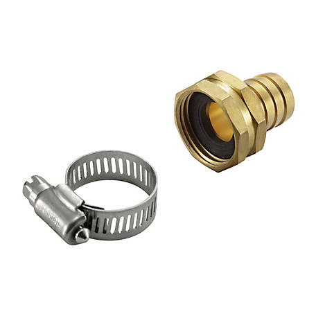 GroundWork 5/8 in. Female Hose Adapter, GB-9422