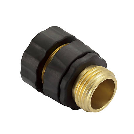 GroundWork Male-Female Quick Hose Connector, GB-9525