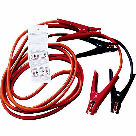 Deka Battery Booster Cables, 16 ft., 6 Ga