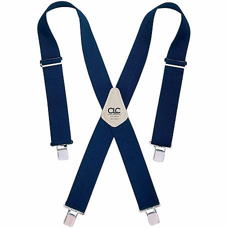 CLC Heavy-Duty Work Suspenders