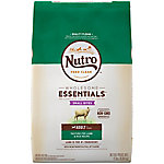 Nutro Natural Choice Small Bites Adult Dog Food, Lamb Meal & Rice Formula, 15 lb.