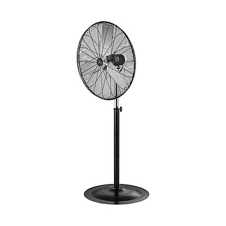 CountyLine 30 in. Pedestal Industrial Fan, SFSI-750SW