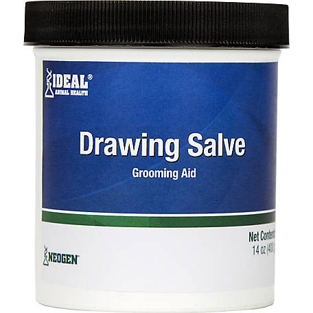 Ideal Animal Health Drawing Salve, 14 oz.