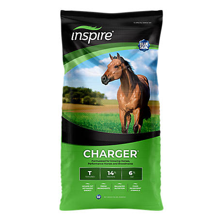 Blue Seal Inspire Charger, 50 lb.