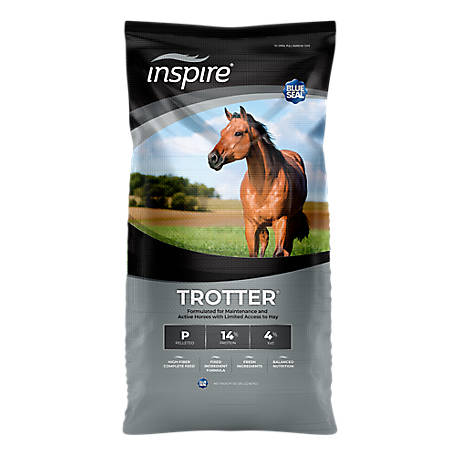 Blue Seal Inspire Trotter, 50 lb.