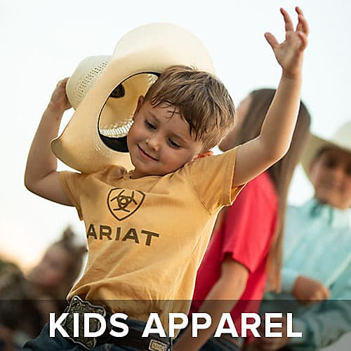Ariat Kids' Apparel - Tractor Supply Co.
